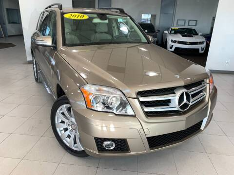 2010 Mercedes-Benz GLK for sale at Auto Mall of Springfield in Springfield IL