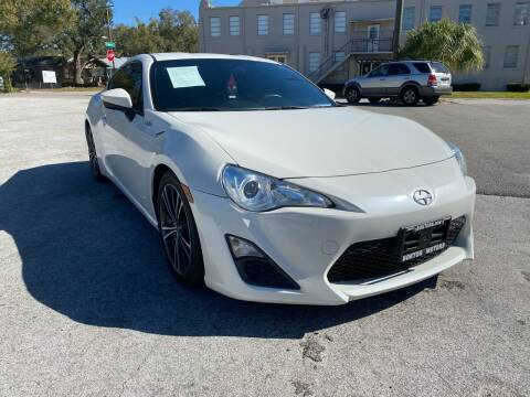 2015 Scion FR-S for sale at Consumer Auto Credit in Tampa FL
