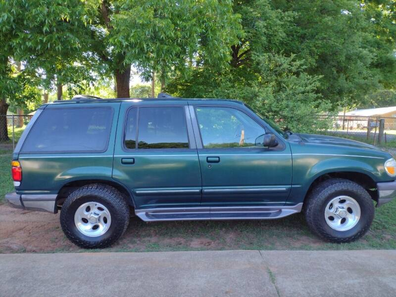1997 Ford Explorer for sale at Sparks Auto Sales Etc in Alexis NC