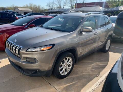 2016 Jeep Cherokee for sale at Excellence Auto Direct in Euless TX