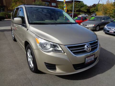 2009 Volkswagen Routan for sale at NorCal Auto Mart in Vacaville CA