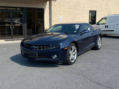 2012 Chevrolet Camaro for sale at Va Auto Sales in Harrisonburg VA