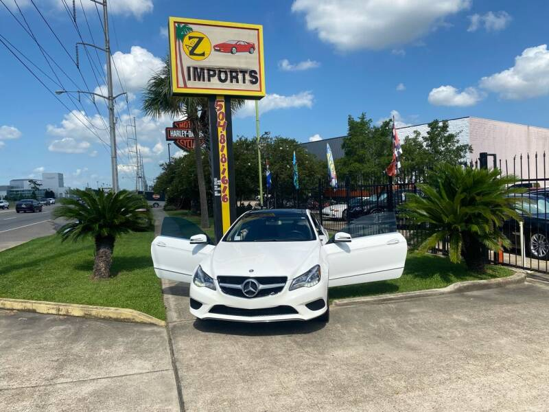 2014 Mercedes-Benz E-Class for sale at A to Z IMPORTS in Metairie LA