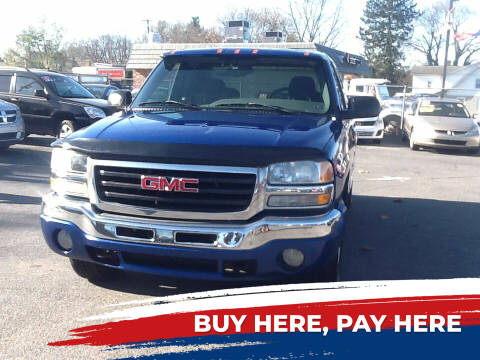 2004 GMC Sierra 1500 for sale at Lancaster Auto Detail & Auto Sales in Lancaster PA