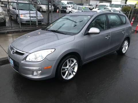 2012 Hyundai Elantra Touring for sale at Chuck Wise Motors in Portland OR