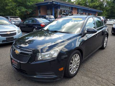 2012 Chevrolet Cruze for sale at Super Auto Group in Somerville NJ