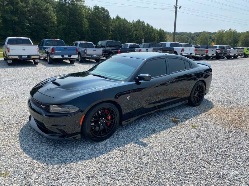 2016 Dodge Charger for sale at Billy Ballew Motorsports in Dawsonville GA
