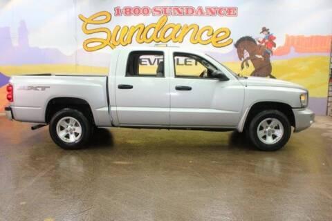 2008 Dodge Dakota for sale at Sundance Chevrolet in Grand Ledge MI