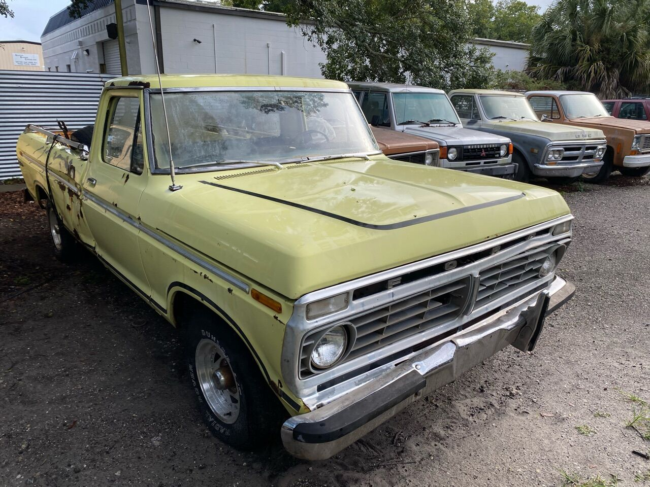 Used 1973 Ford F 100 For Sale Carsforsale Com