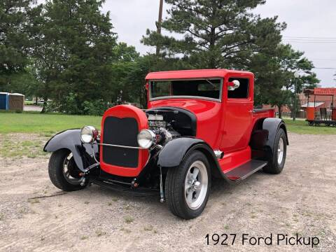 1927 Ford F-100 for sale at MIDWAY AUTO SALES & CLASSIC CARS INC in Fort Smith AR