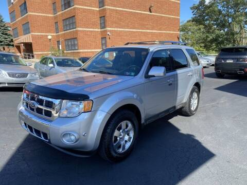 2010 Ford Escape for sale at Premier Automotive Group in Pittsburgh PA