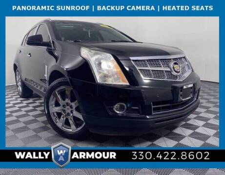 2011 Cadillac SRX for sale at Wally Armour Chrysler Dodge Jeep Ram in Alliance OH