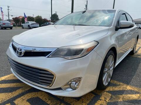 2013 Toyota Avalon for sale at Auto America - Monroe in Monroe NC