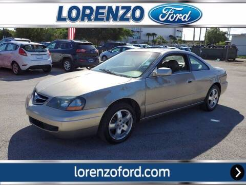 2003 Acura CL for sale at Lorenzo Ford in Homestead FL