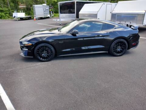 2018 Ford Mustang for sale at GT Toyz Motor Sports & Marine in Halfmoon NY