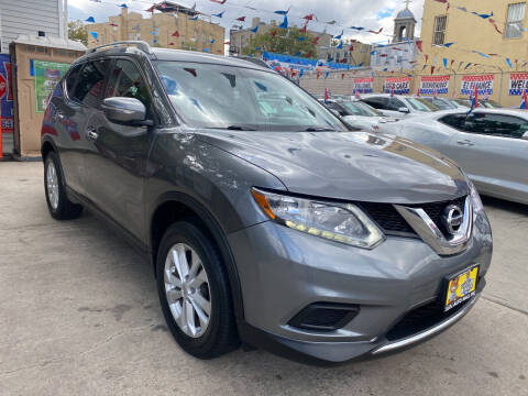 2015 Nissan Rogue for sale at Elite Automall Inc in Ridgewood NY