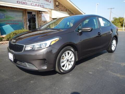 2017 Kia Forte for sale at Browning's Reliable Cars & Trucks in Wichita Falls TX