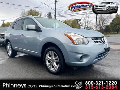 2013 Nissan Rogue for sale at Phinney's Automotive Center in Clayton NY