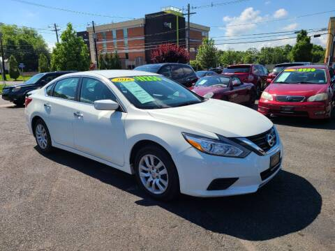 2016 Nissan Altima for sale at Costas Auto Gallery in Rahway NJ