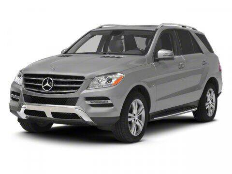 2012 Mercedes-Benz M-Class for sale at Park Place Motor Cars in Rochester MN