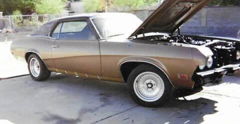 1970 Mercury Cougar for sale at Classic Car Deals in Cadillac MI