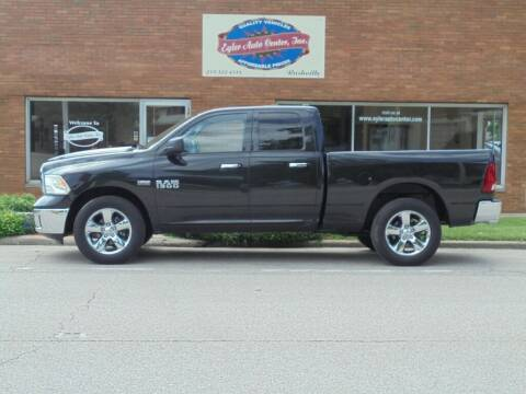 2015 RAM Ram Pickup 1500 for sale at Eyler Auto Center Inc. in Rushville IL