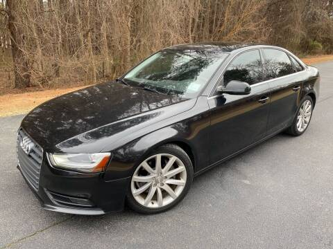 2013 Audi A4 for sale at Import Performance Sales in Raleigh NC