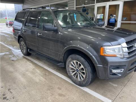 2017 Ford Expedition for sale at Stanley Ford Gilmer in Gilmer TX