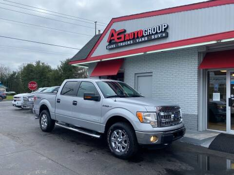 2013 Ford F-150 for sale at AG AUTOGROUP in Vineland NJ
