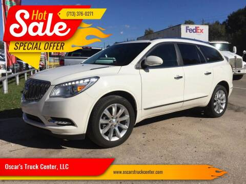 2014 Buick Enclave for sale at Oscar's Truck Center, LLC in Houston TX
