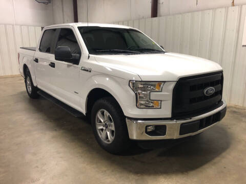 2015 Ford F-150 for sale at Matt Jones Motorsports in Cartersville GA