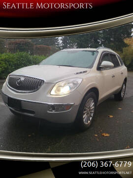 2010 Buick Enclave for sale at Seattle Motorsports in Shoreline WA