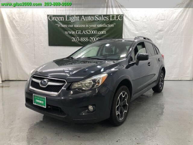2015 Subaru XV Crosstrek for sale at Green Light Auto Sales LLC in Bethany CT