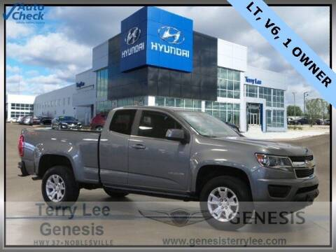 2018 Chevrolet Colorado for sale at Terry Lee Hyundai in Noblesville IN