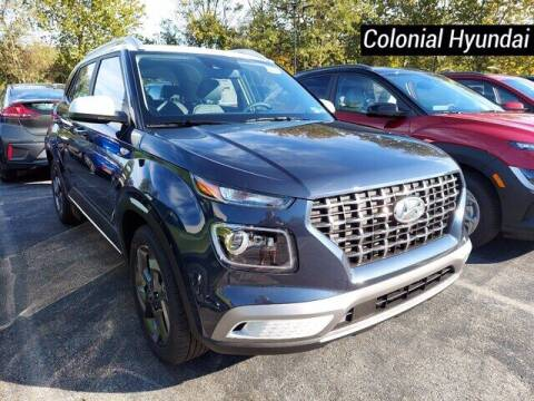2022 Hyundai Venue for sale at Colonial Hyundai in Downingtown PA