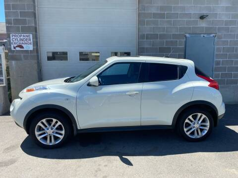 2012 Nissan JUKE for sale at Pafumi Auto Sales in Indian Orchard MA