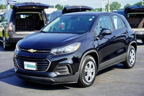 2018 Chevrolet Trax for sale at Preferred Auto Fort Wayne in Fort Wayne IN