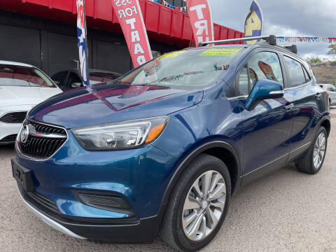 2019 Buick Encore for sale at Duke City Auto LLC in Gallup NM