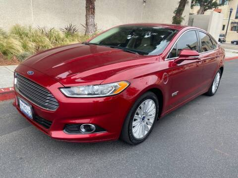 2014 Ford Fusion Energi for sale at Korski Auto Group in San Diego CA