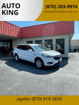 2019 Buick Enclave for sale at AUTO KING in Jonesboro AR