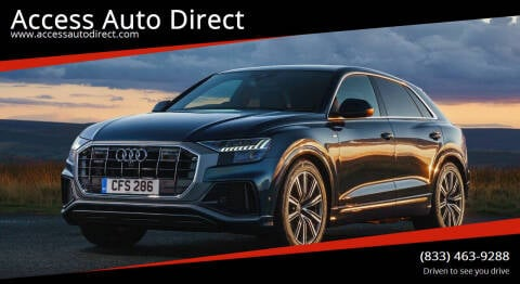 2019 Audi Q8 for sale at Access Auto Direct in Baldwin NY
