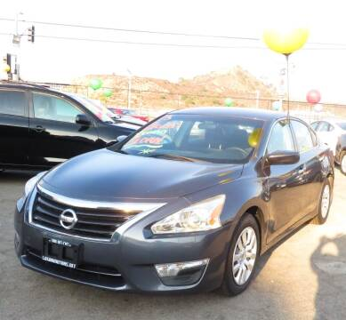 2013 Nissan Altima for sale at Luxor Motors Inc in Pacoima CA