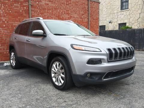 2016 Jeep Cherokee for sale at Kelley Autoplex in San Antonio TX