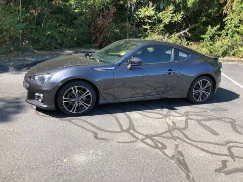 2013 Subaru BRZ for sale at Chris Auto South in Agawam MA
