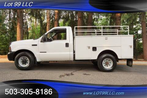 2000 Ford F-250 Super Duty for sale at LOT 99 LLC in Milwaukie OR