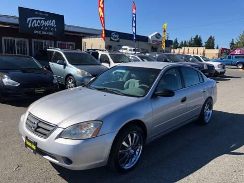 2004 Nissan Altima for sale at Tacoma Autos LLC in Tacoma WA