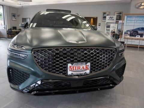 2022 Genesis GV70 for sale at Mirak Hyundai in Arlington MA