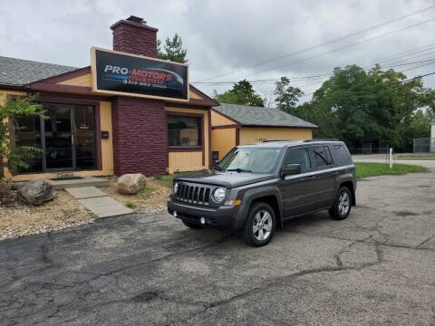 2014 Jeep Patriot for sale at Pro Motors in Fairfield OH