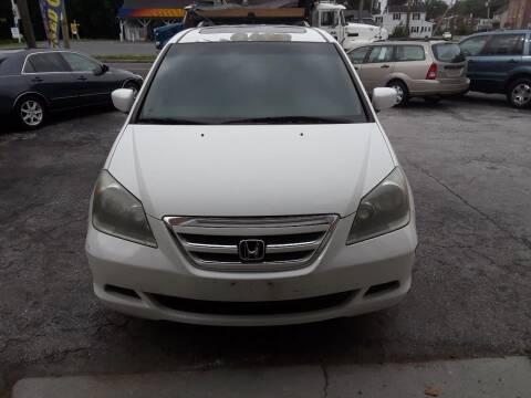 2007 Honda Odyssey for sale at Autolistix LLC in Salem NJ