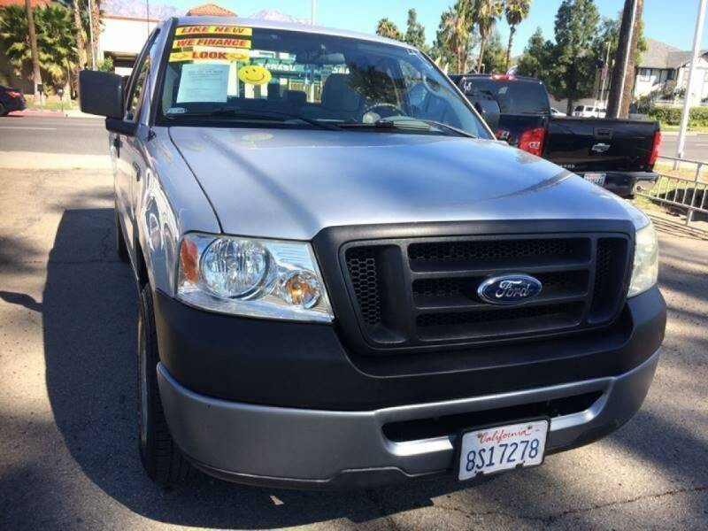 2008 Ford F-150 for sale at F & A Car Sales Inc in Ontario CA